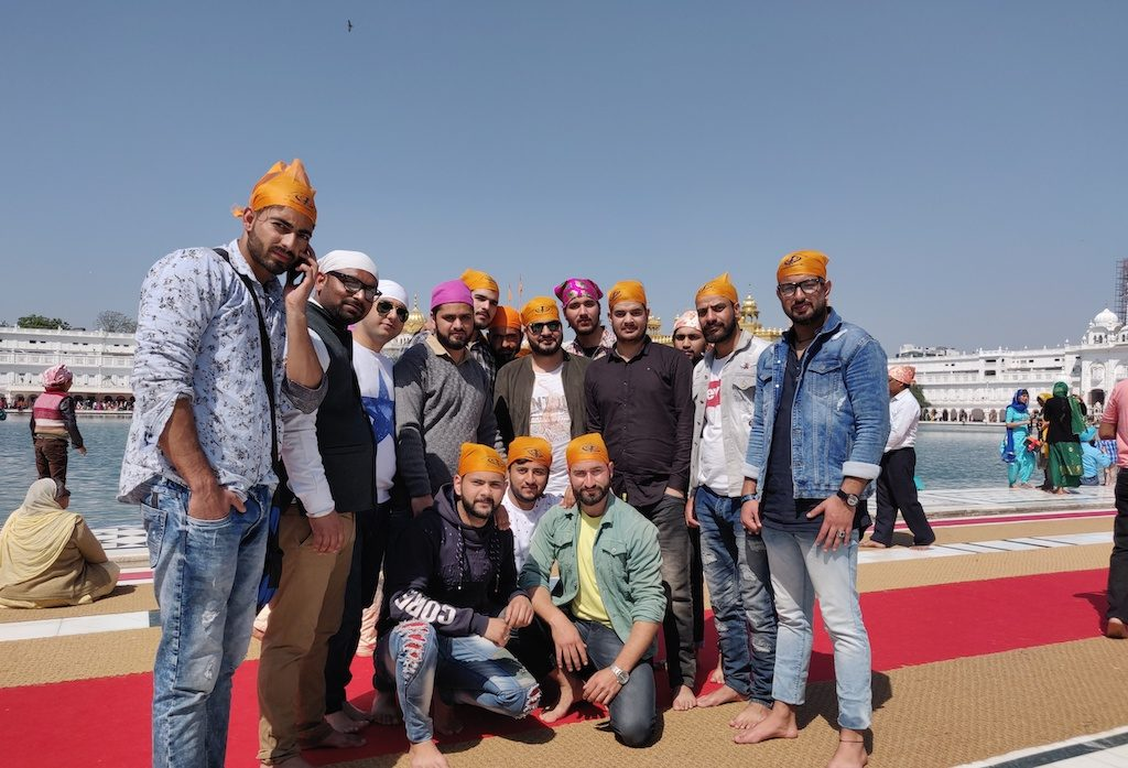 Trip to Golden Temple